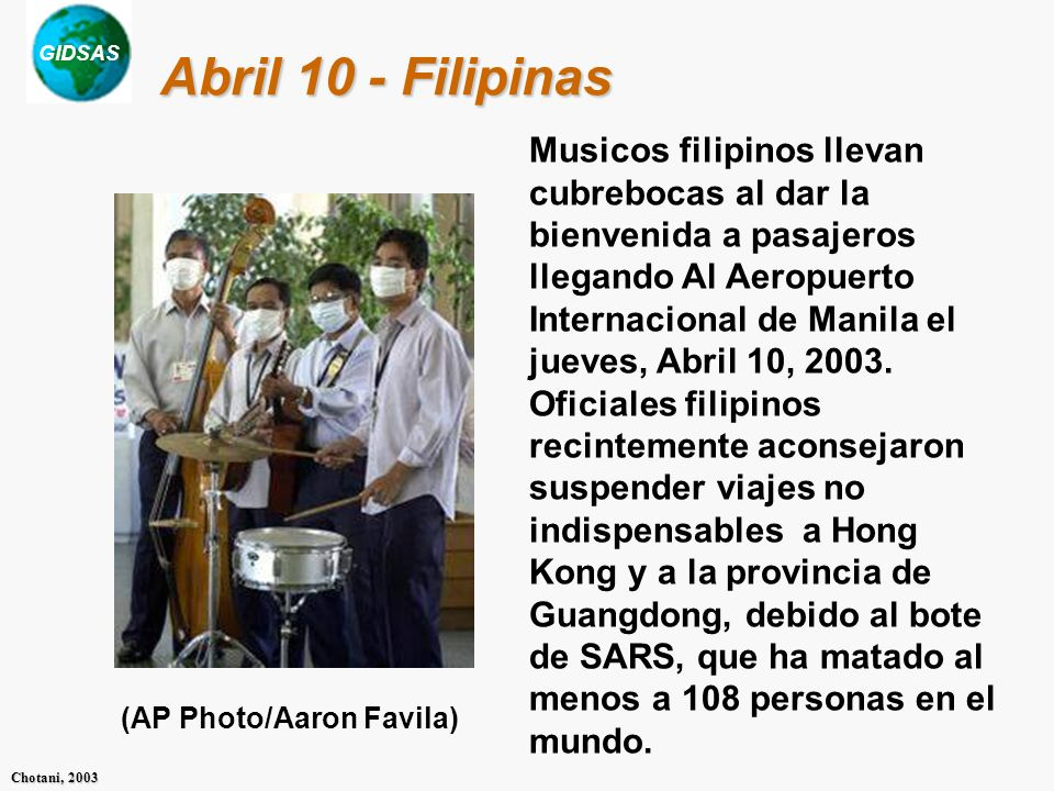 Abril 10 - Filipinas