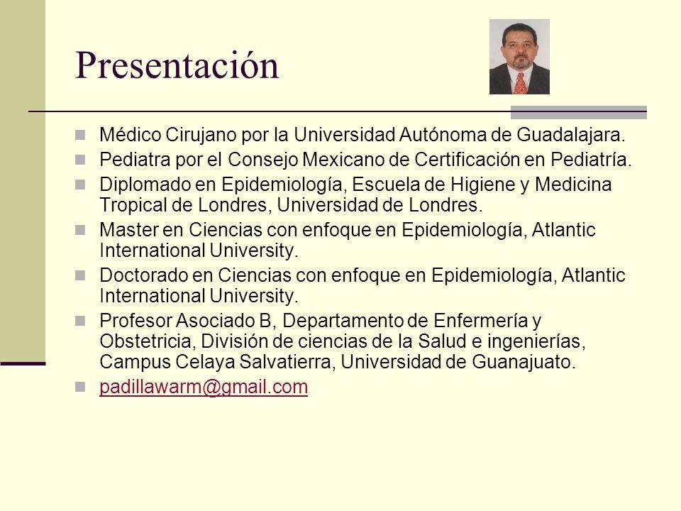 Presentación Médico Cirujano por la Universidad Autónoma de Guadalajara. Pediatra por el Consejo Mexicano de Certificación en Pediatría.