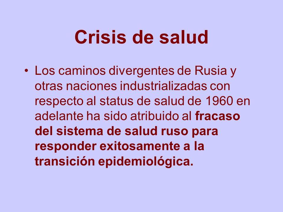 Crisis de salud
