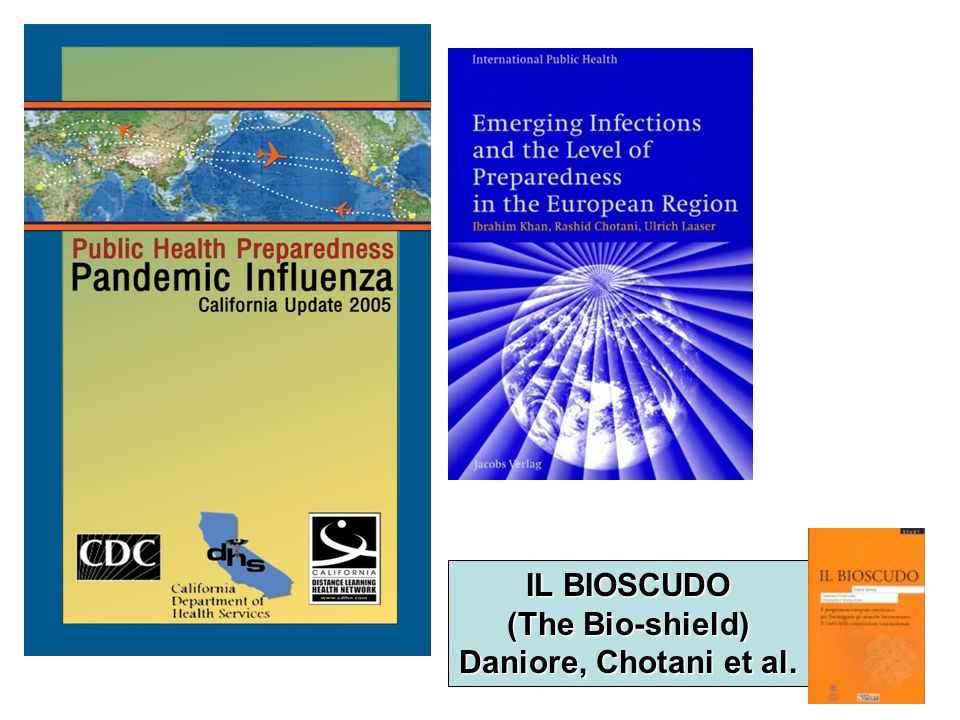 IL BIOSCUDO (The Bio-shield) Daniore, Chotani et al.