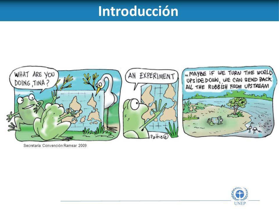 Introducción Autor Secretaría Convención Ramsar 2009