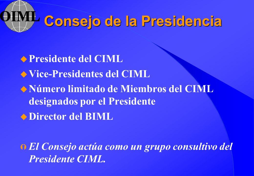 Consejo de la Presidencia