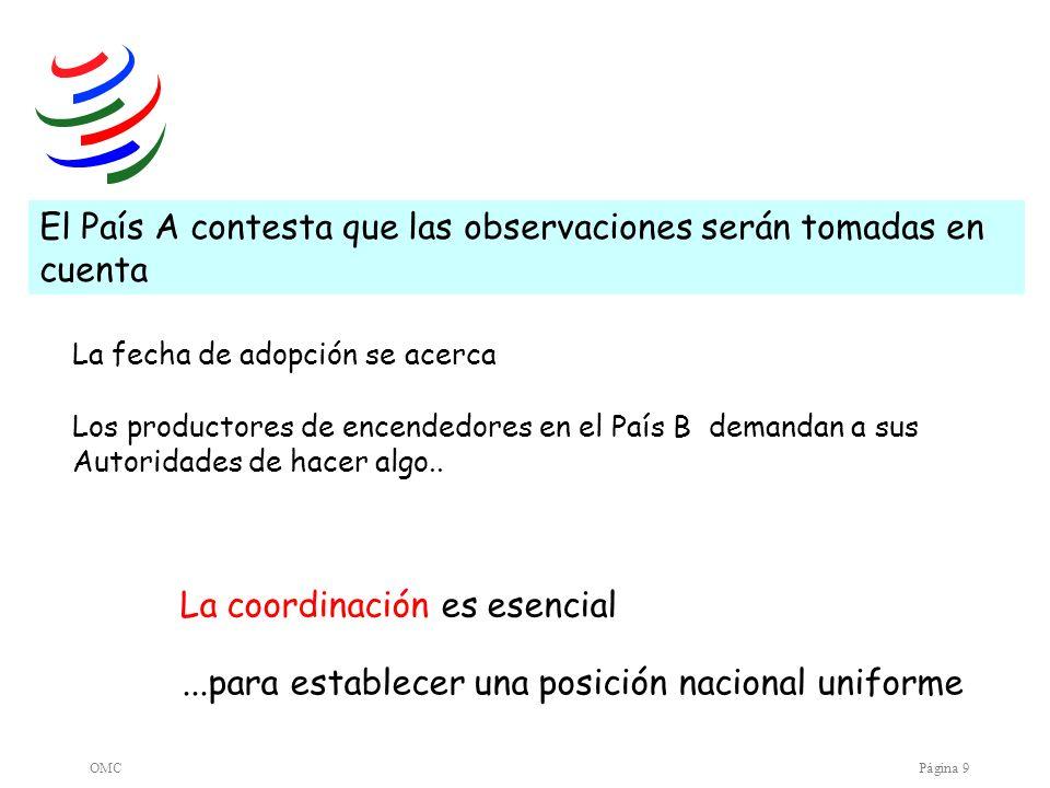 El País A contesta que las observaciones serán tomadas en cuenta
