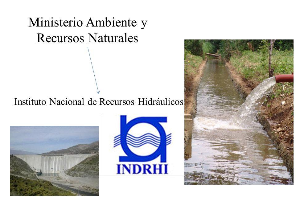 Ministerio Ambiente y Recursos Naturales