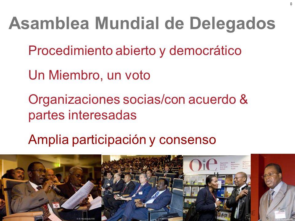 Asamblea Mundial de Delegados