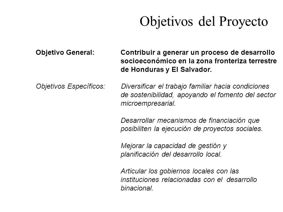 5. Objetivos del Proyecto