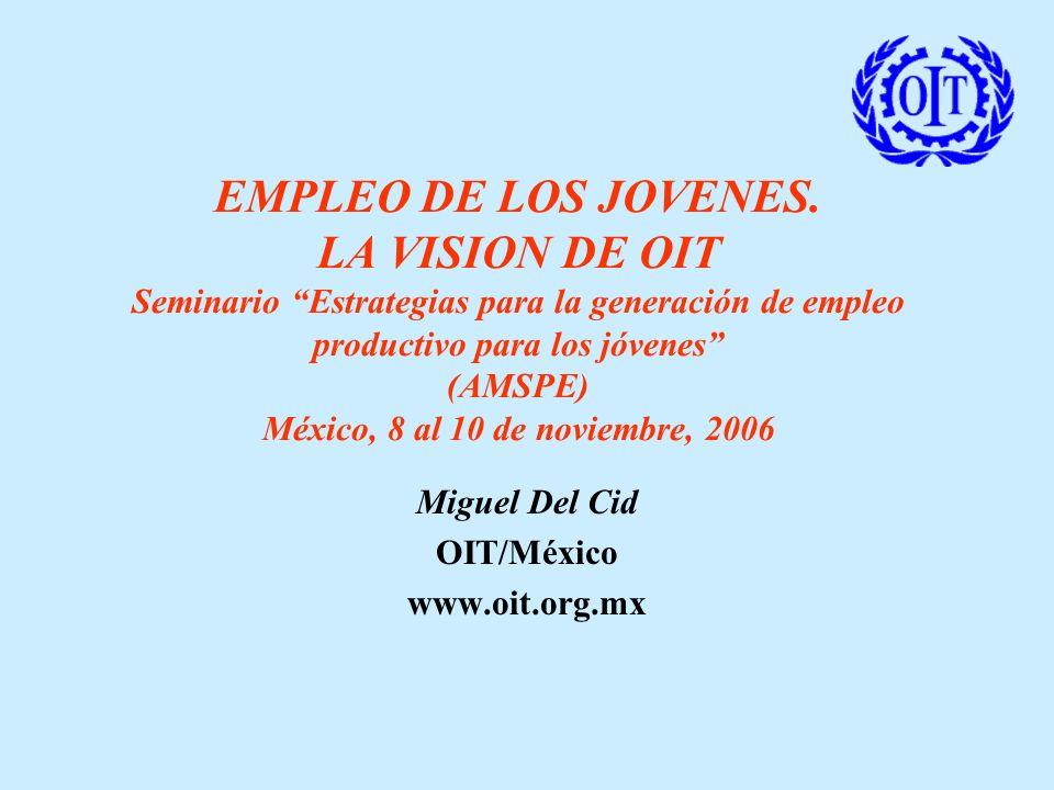 Miguel Del Cid OIT/México www.oit.org.mx