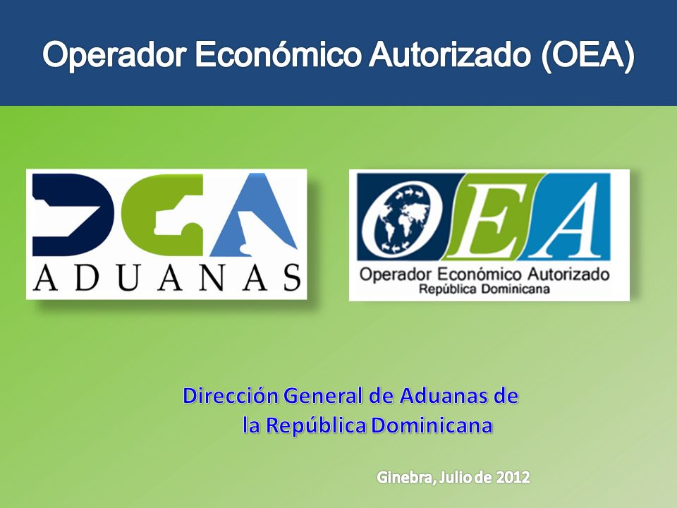 Dirección General de Aduanas de la República Dominicana