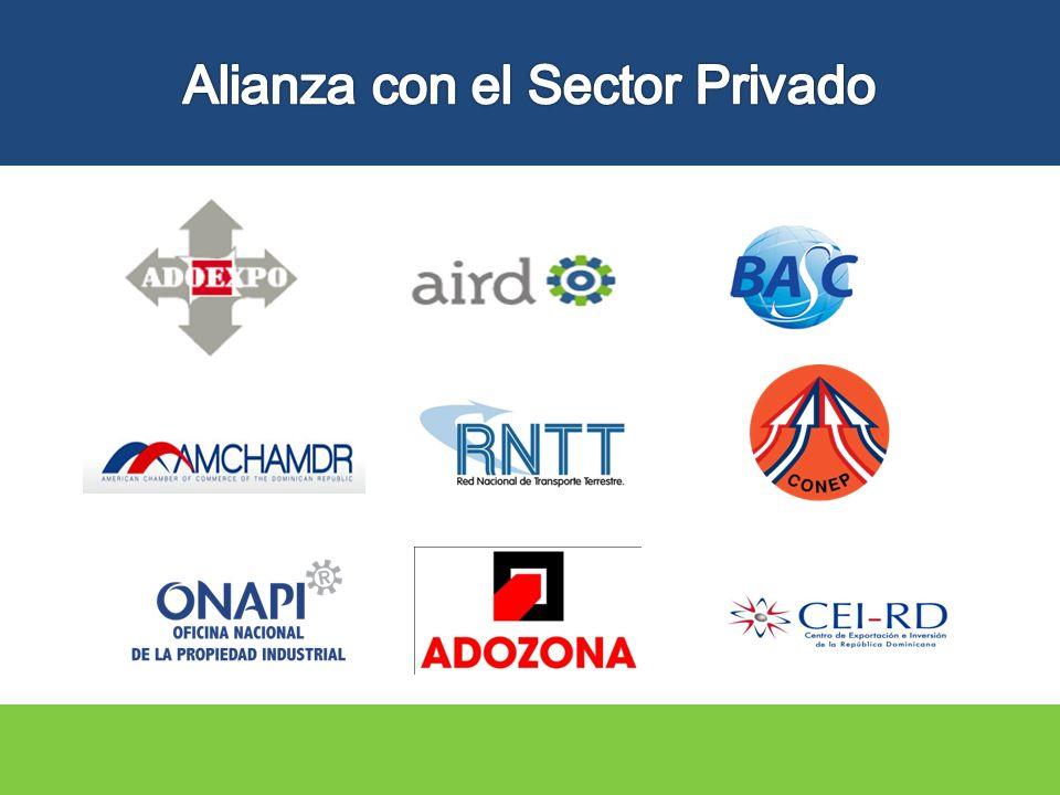 Alianza con el Sector Privado