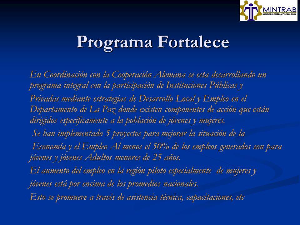 Programa Fortalece
