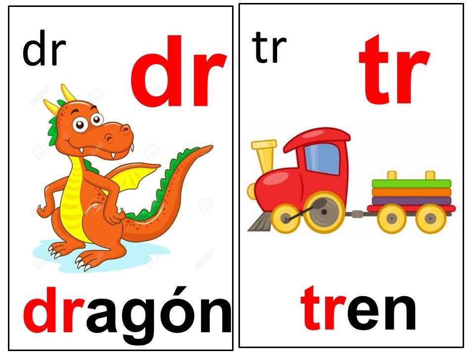 dr tr tr dr dragón tren