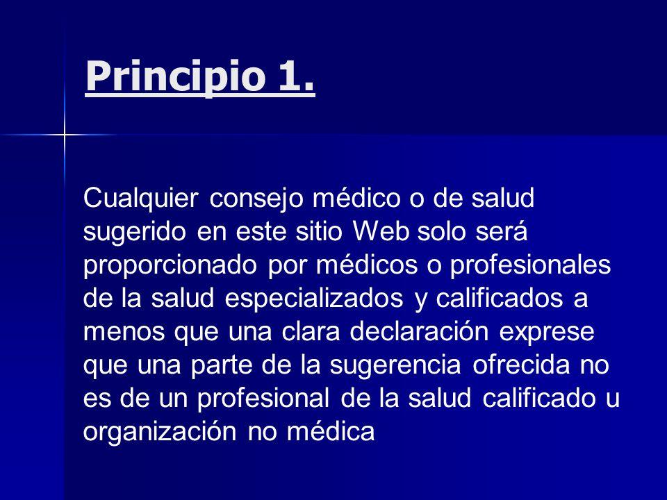 Principio 1.