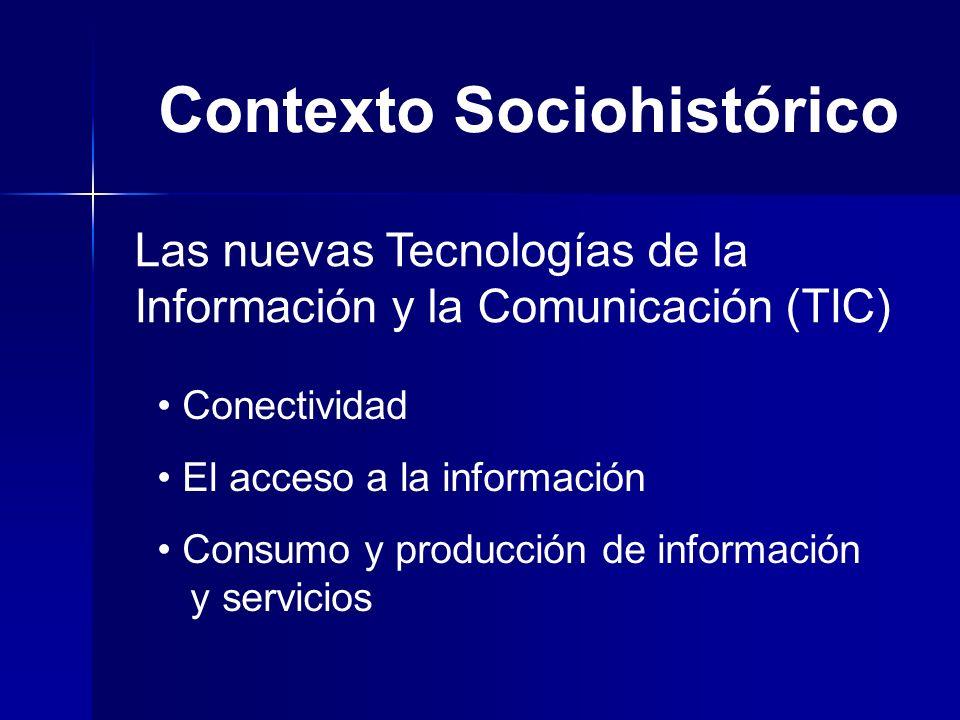 Contexto Sociohistórico