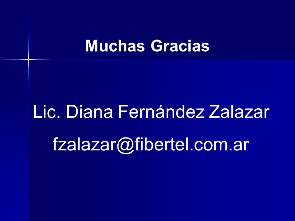 Lic. Diana Fernández Zalazar