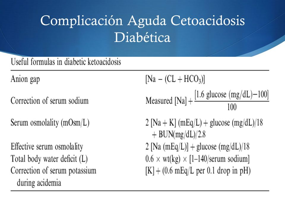 Diabetes Mellitus tipo 1 - ppt descargar