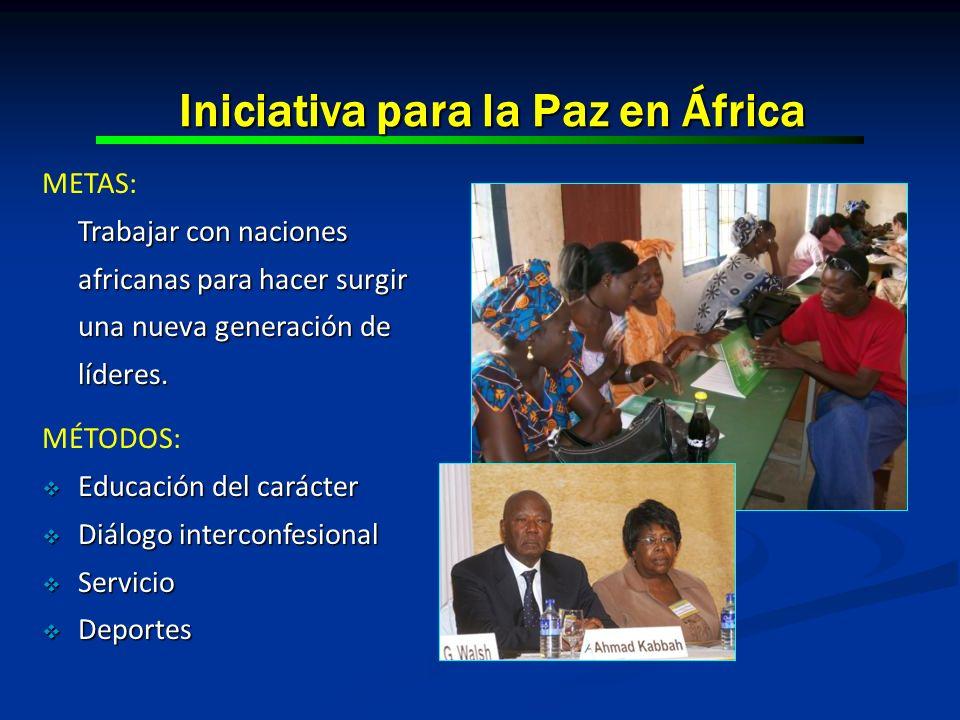 Iniciativa para la Paz en África