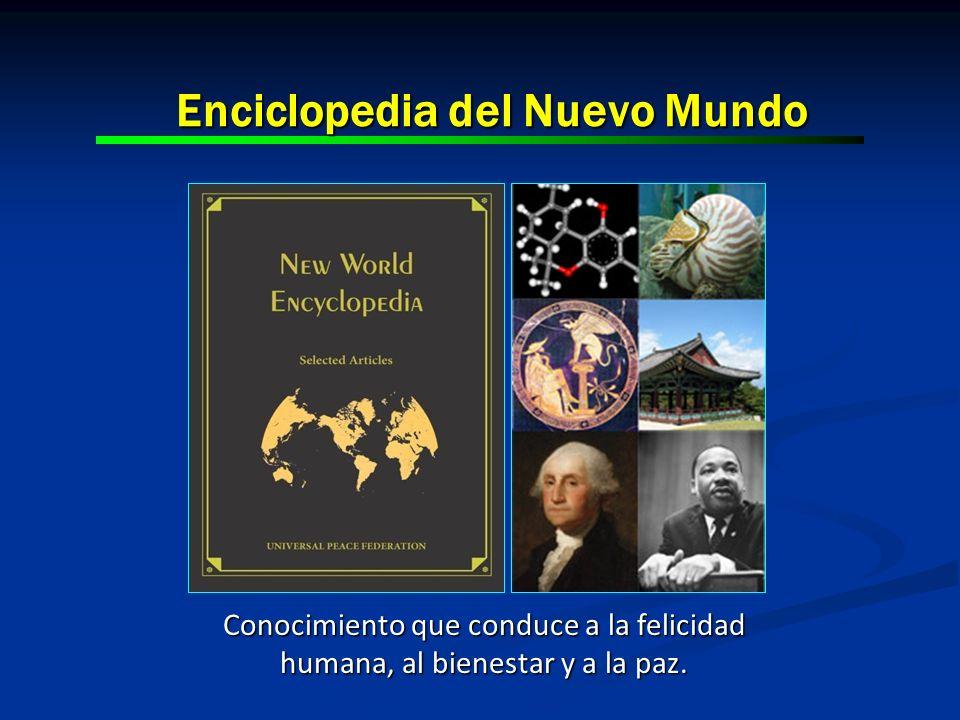 Enciclopedia del Nuevo Mundo