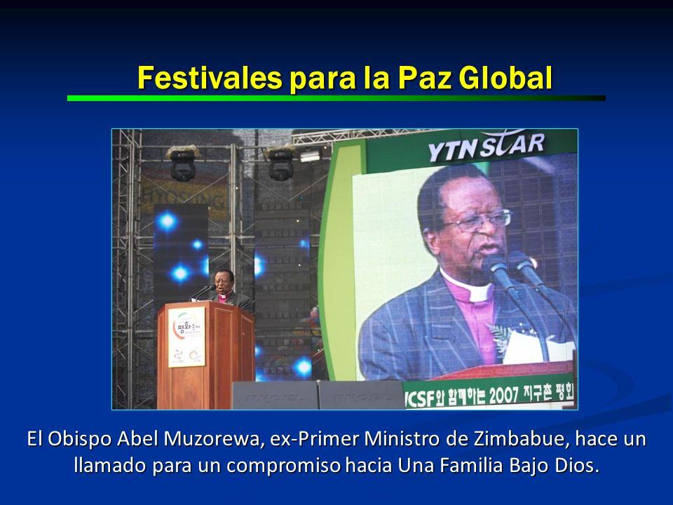 Festivales para la Paz Global