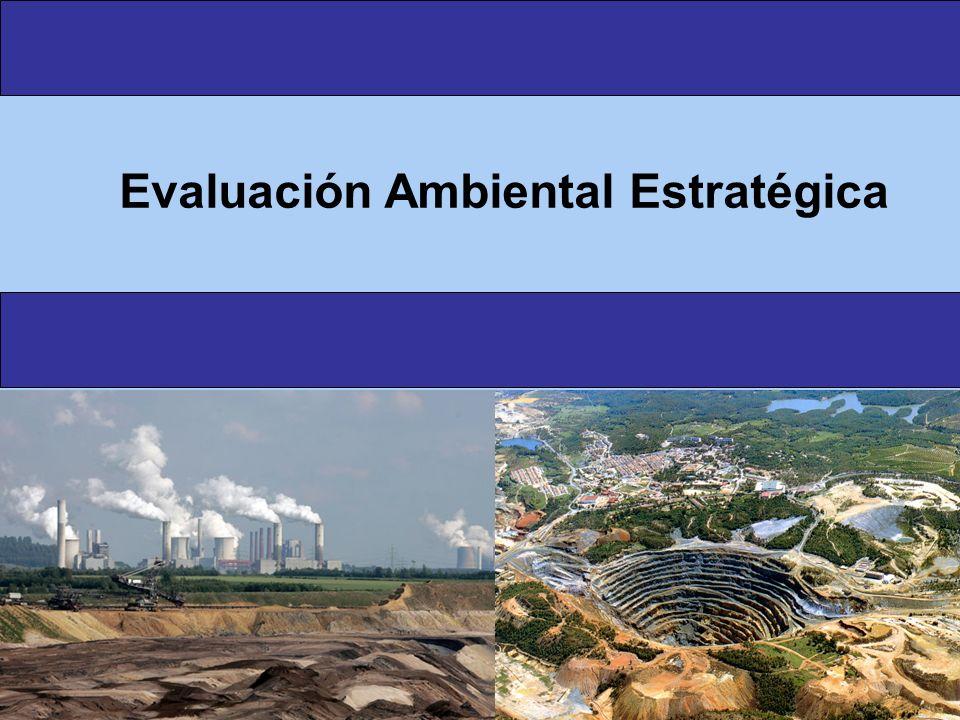 Evaluación Ambiental Estratégica
