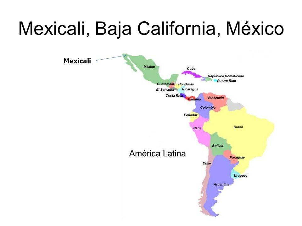 Mexicali, Baja California, México