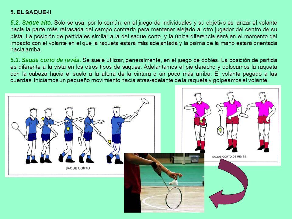 5. EL SAQUE-II