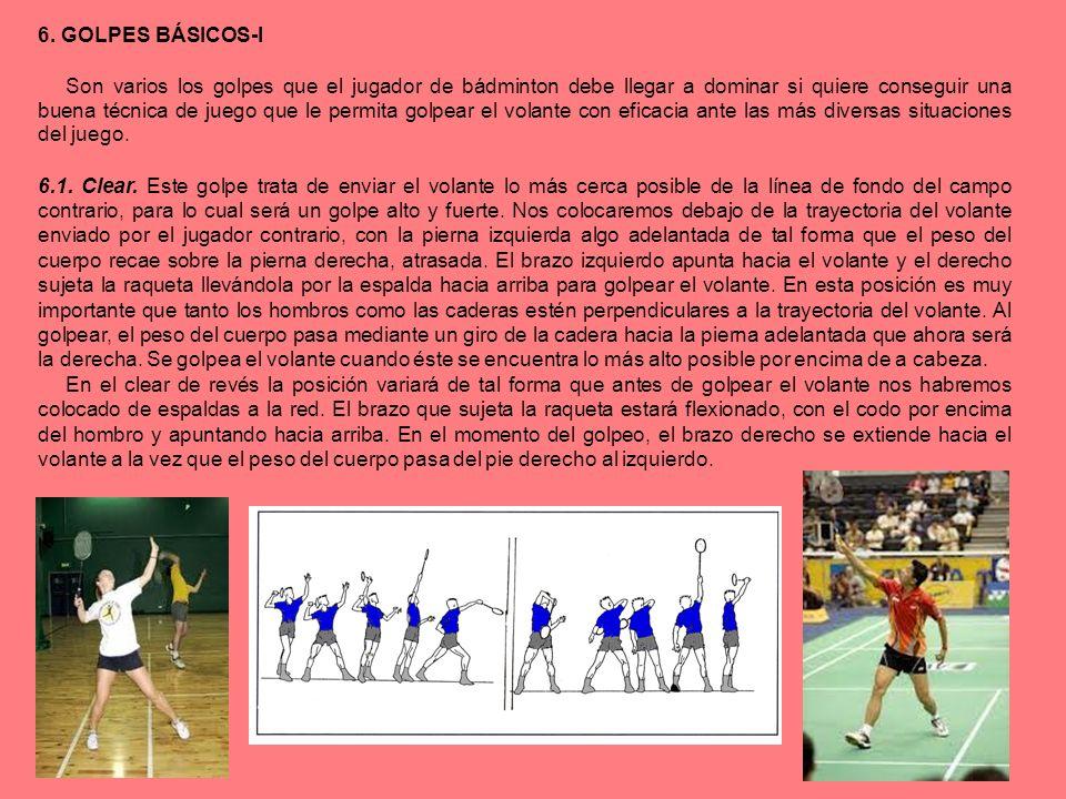 6. GOLPES BÁSICOS-I