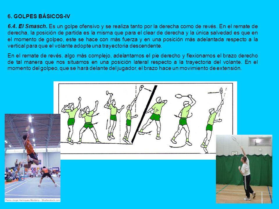 6. GOLPES BÁSICOS-IV