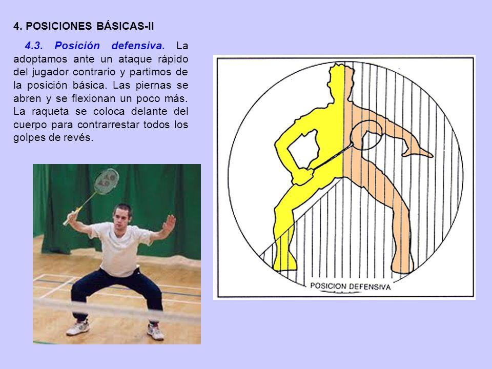 4. POSICIONES BÁSICAS-II