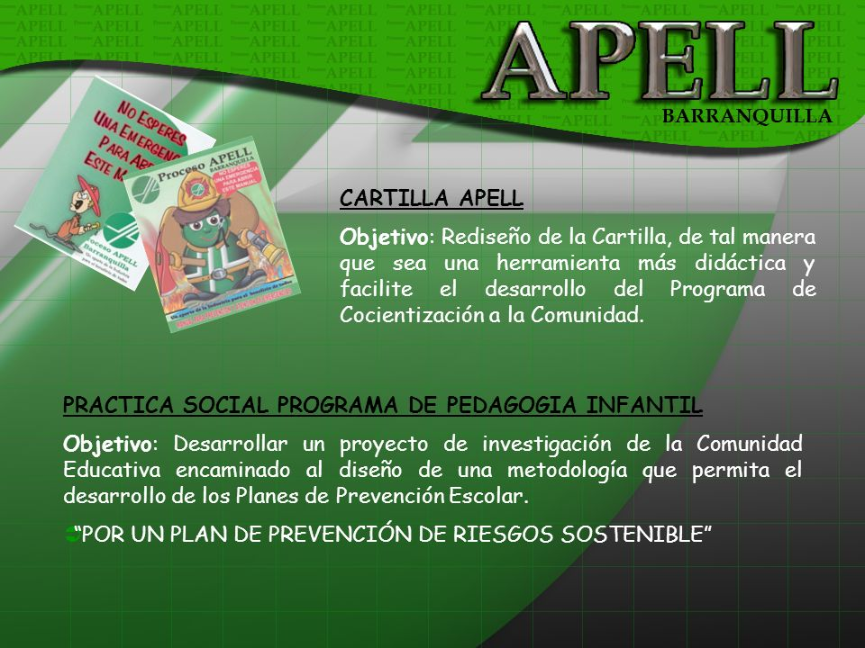 CARTILLA APELL