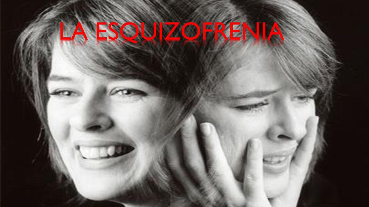Resultado de imagen de la esquizofrenia