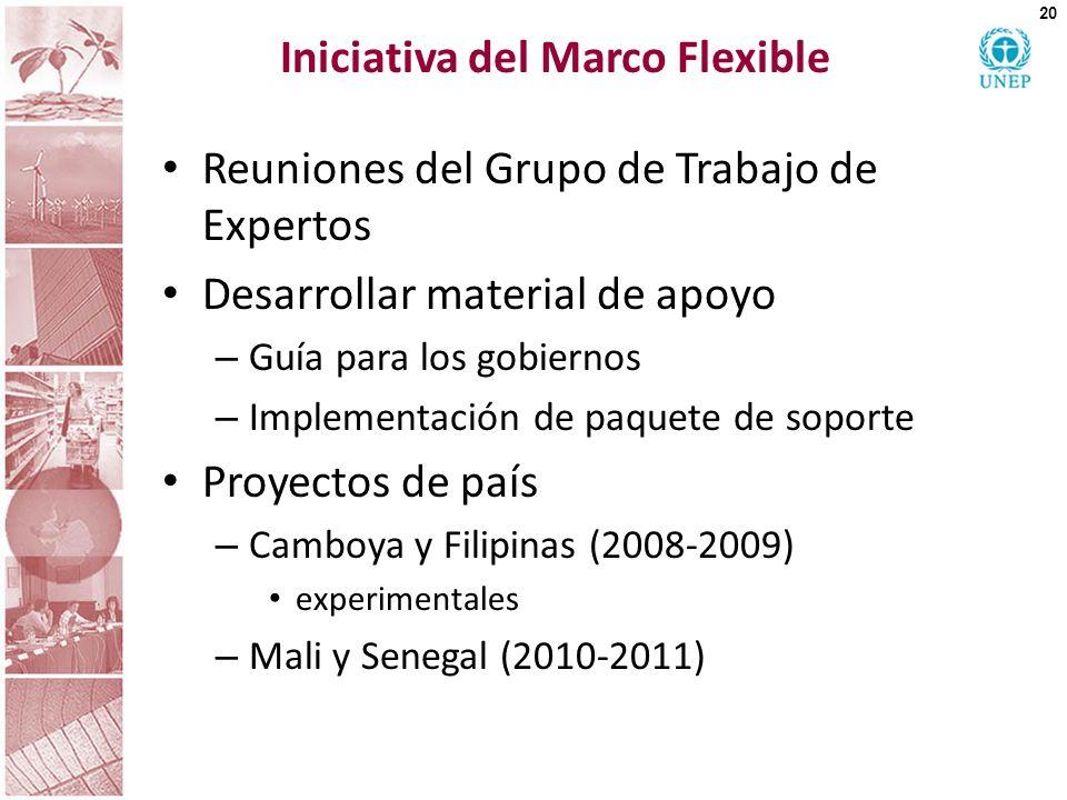 Iniciativa del Marco Flexible