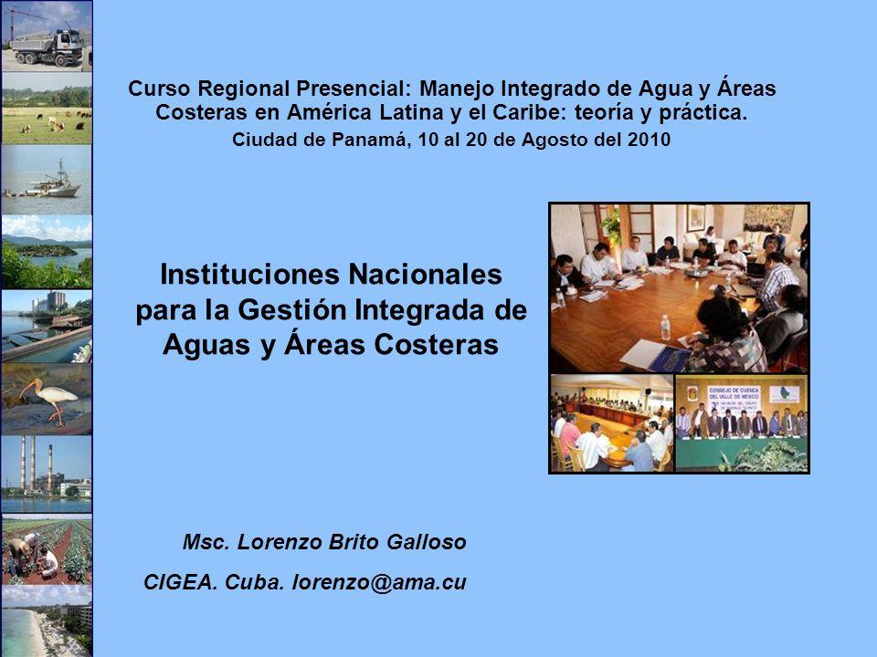 Ciudad de Panamá, 10 al 20 de Agosto del 2010
