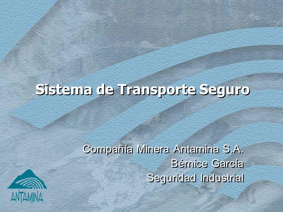Sistema de Transporte Seguro