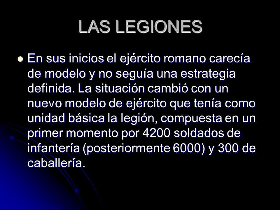 LAS LEGIONES