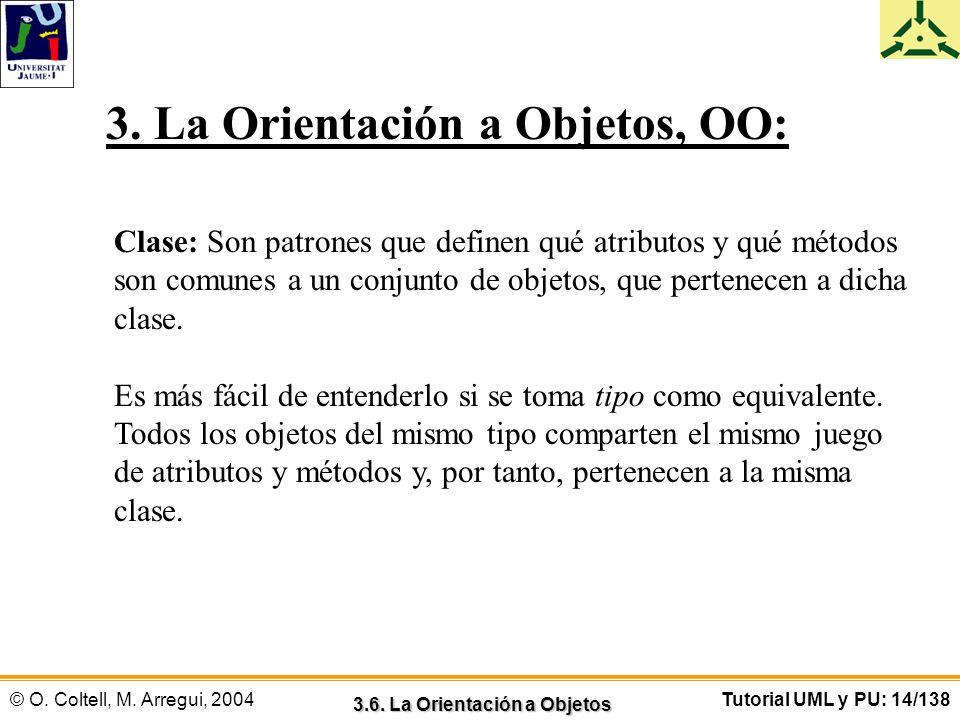 3.6. La Orientación a Objetos