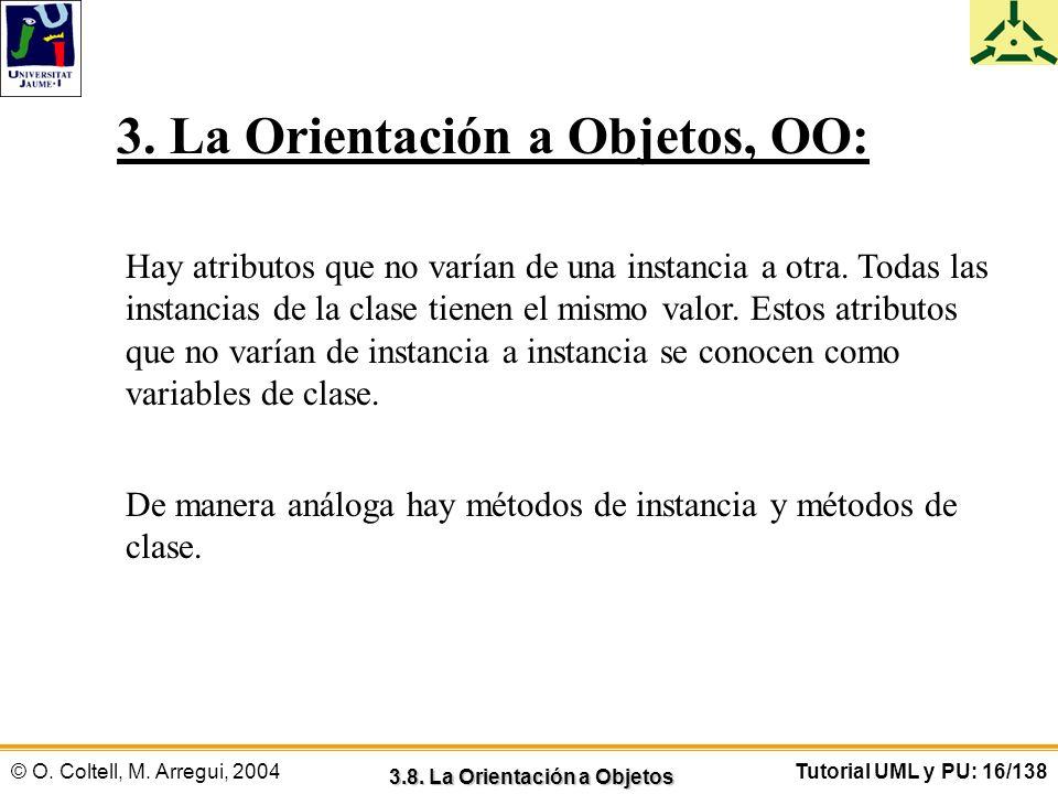 3.8. La Orientación a Objetos
