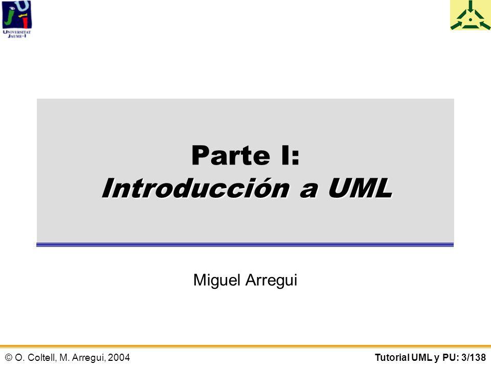 Parte I: Introducción a UML