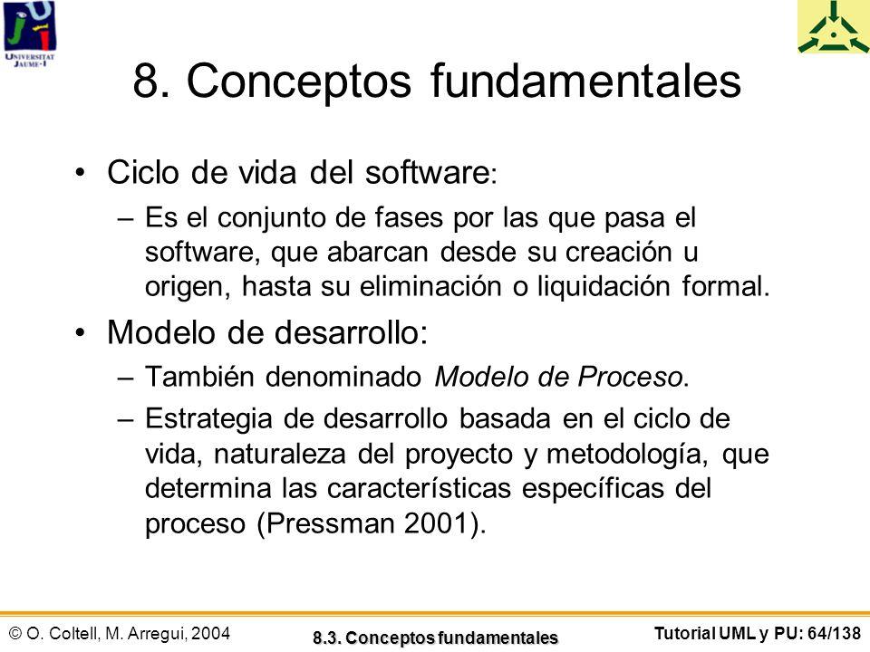 8. Conceptos fundamentales