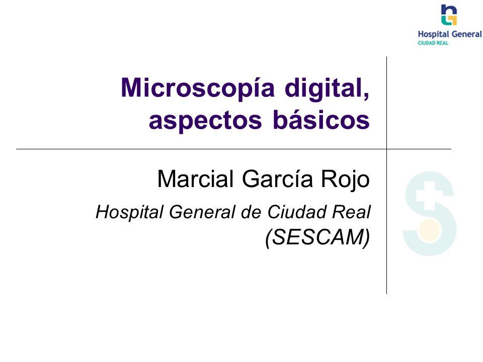 Microscopía digital, aspectos básicos