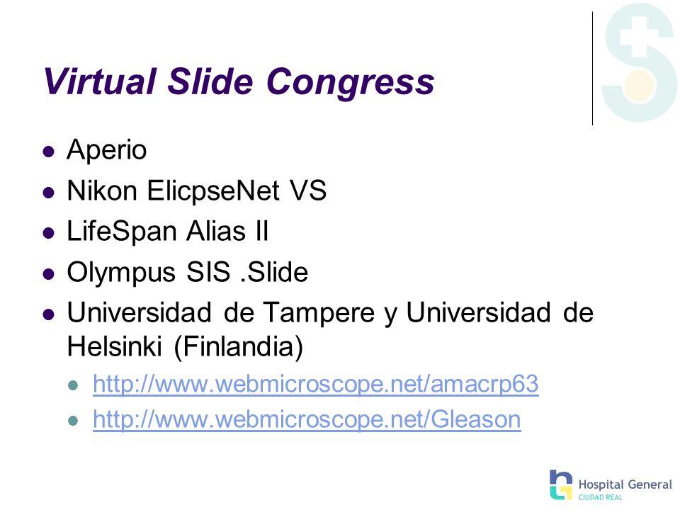 Virtual Slide Congress