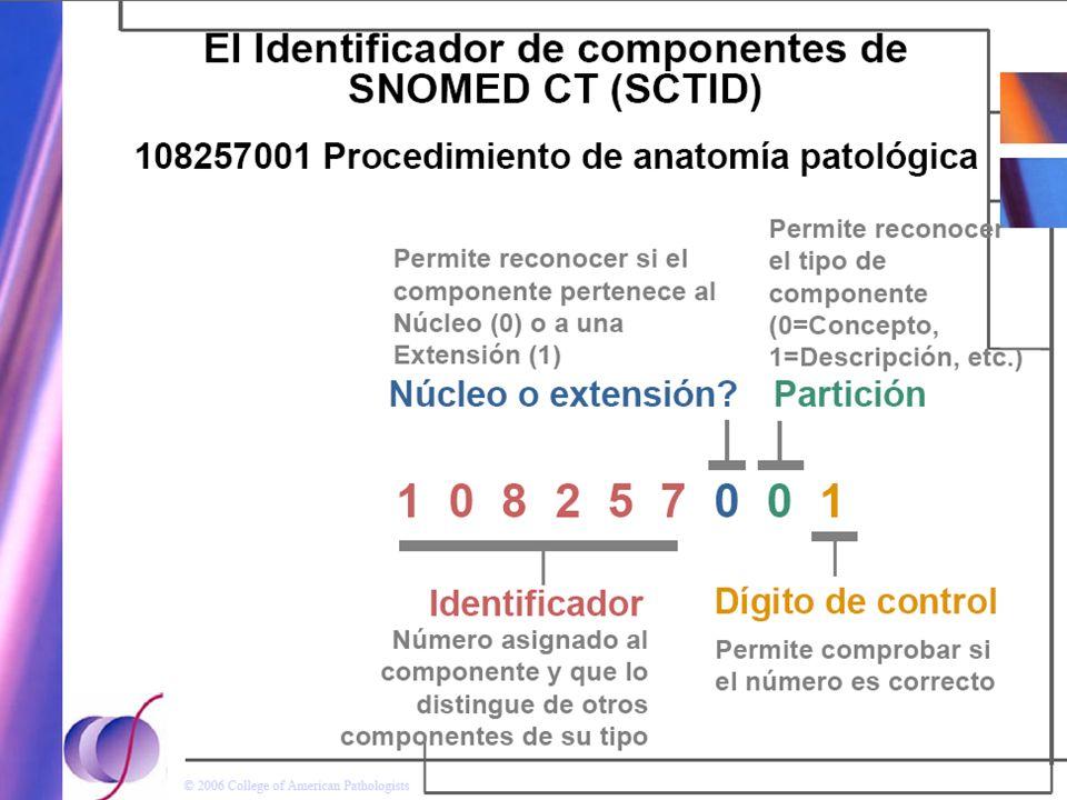 El Identificador de concepto