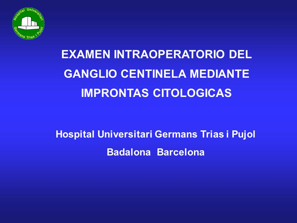 Hospital Universitari Germans Trias i Pujol