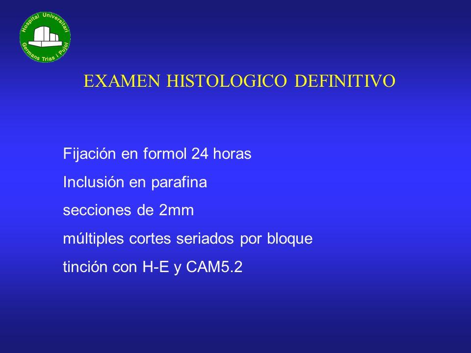 EXAMEN HISTOLOGICO DEFINITIVO