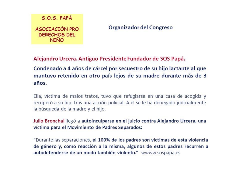 Organizador del Congreso