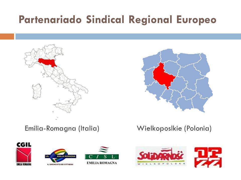 Partenariado Sindical Regional Europeo