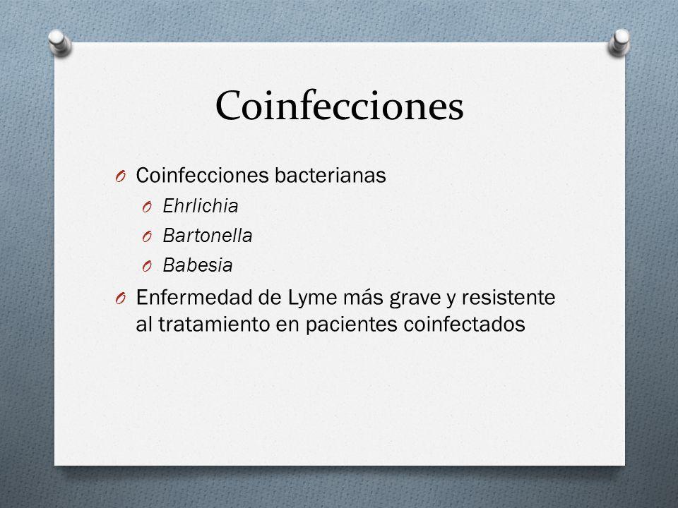 Coinfecciones Coinfecciones bacterianas