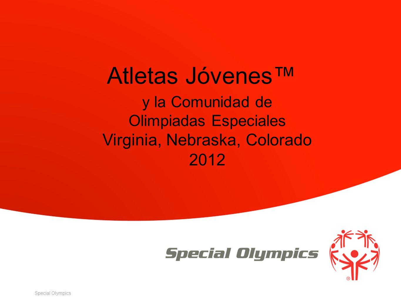 Atletas Jóvenes™ Virginia, Nebraska, Colorado 2012