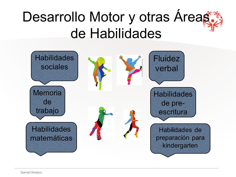 Desarrollo Motor y otras Áreas de Habilidades