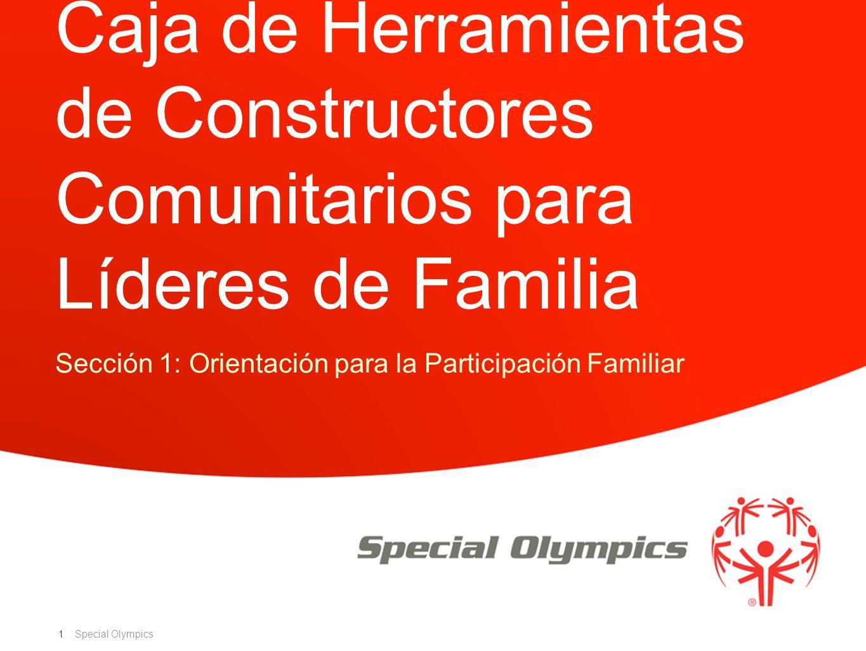 Caja de Herramientas de Constructores Comunitarios para Líderes de Familia