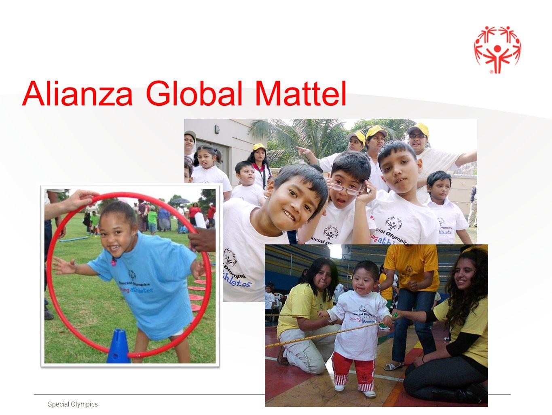 Alianza Global Mattel